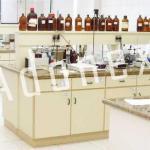 Instrumentos de laboratório de microbiologia