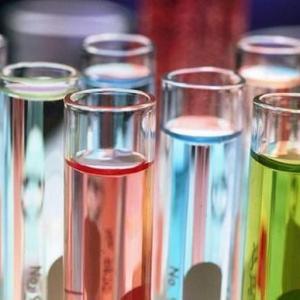 Comercio de produtos quimicos