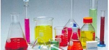 Equipamentos de laboratório de química
