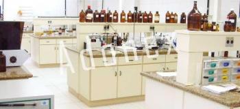 Materiais para laboratório de química