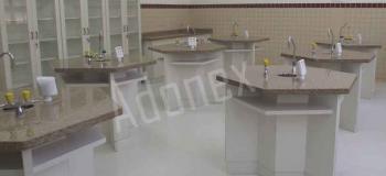 Reforma móveis para laboratório