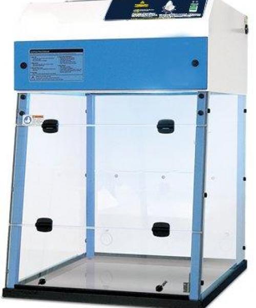 Cabine de PCR