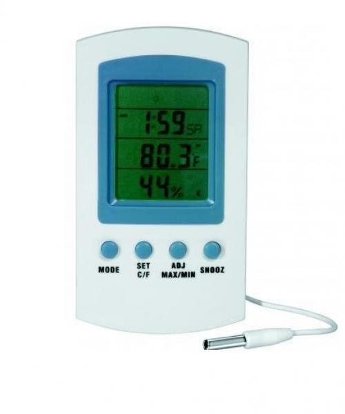 Termômetro Digital Espeto Prova D'água