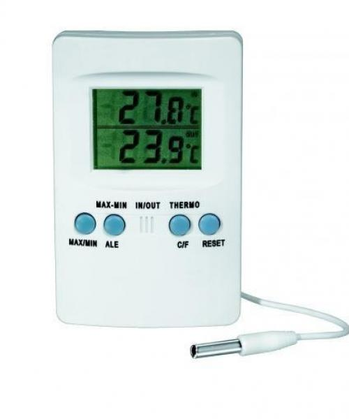 Termômetro Digital Máxima e Mínima